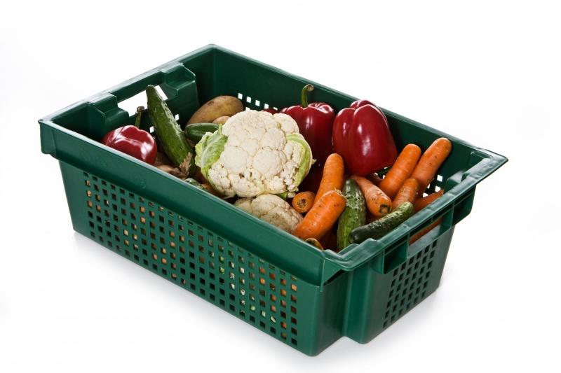 Ящик для овощей фото