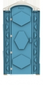Туалетная кабина Эконом Ecogr