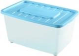 Ящик с голубой крышкой макси