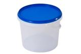Ведро пластиковое круглое 3,4 л
