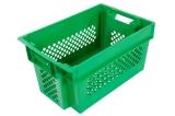 Ящик высокий для овощей, зелени и фруктов (решётка)