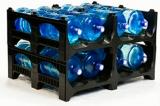 Пластиковая паллета Bottle Rack (Боттл Рэк)