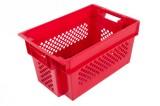 Ящик высокий для цыплят (сплошное дно)