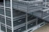 Контейнер под ящик для перевозки птицы