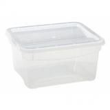 Контейнер пластиковый прозрачный Кристалл 2л