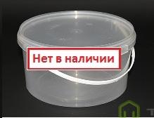 Ведро пластиковое 1,45 л