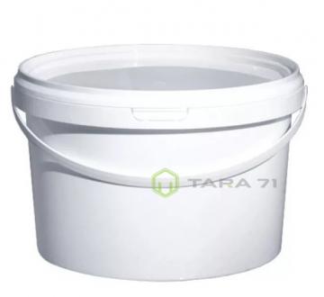 Ведро пластиковое, овальное 3,60 л