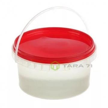 Ведро пластиковое для творога 2,3 л