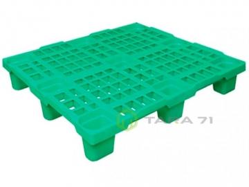Пластиковая паллета РЕ 1100 В