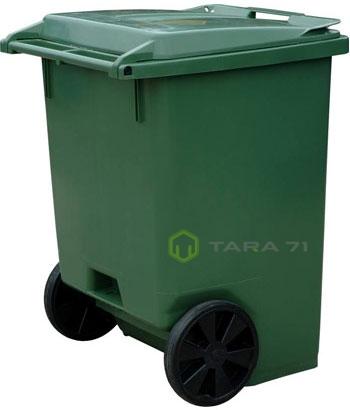 Контейнер для мусора 370 л