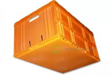 Складной пищевой ящик для фруктов и овощей