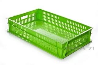 Ящик для ягод и овощей (дно сплошное)