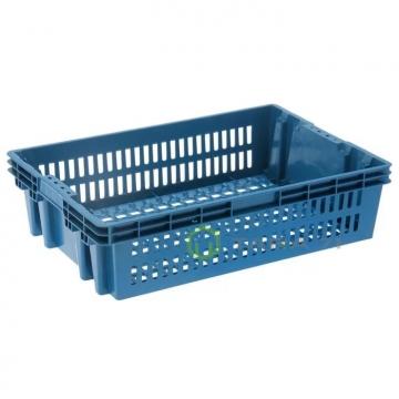 Ящик пластиковый хлебный (евролоток)