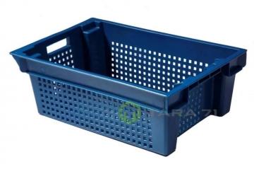 Ящик хлебный облегченный с отверстиями