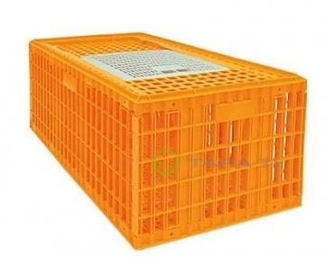 Крышка для открытого ящика для перевозки птицы