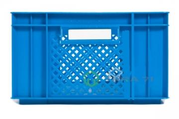 Ящик пластиковый сырково-творожный (решётка)