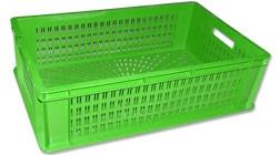 Пластиковый ящик для хлеба, мяса и овощей
