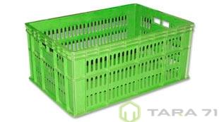 Ящик для мяса, рыбы и овощей