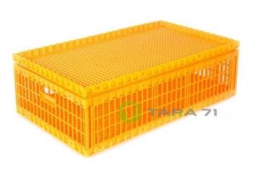 Крышка для открытого ящика макси для перевозки птицы