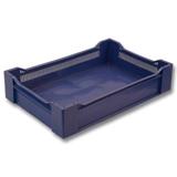Ящик ягодный синий