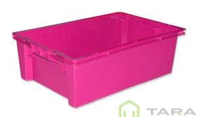 Ящик малиновый для продуктов