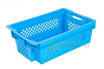 Овощной ящик с крышкой (решётка)