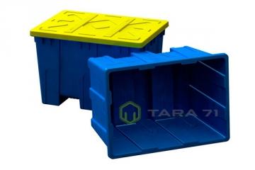 Универсальный контейнер KSC с крышкой