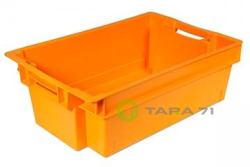 Ящик с крышкой для мяса, колбасных изделий, рыбы