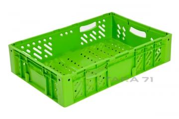 Ящик помидорный с крышкой