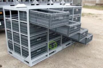Копия_Контейнер под ящик для перевозки птицы